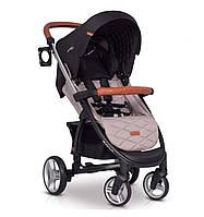 Детская прогулочная коляска EasyGo Virage Ecco 2019 цвет Sand
