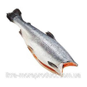 Рыба кижуч с.м. без голов потрошённая премиум 2.7/4 кг