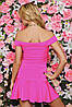 Летнее платье с открытыми плечами | Сен-тропе sk, фото 6