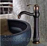 Смеситель для умывальника в ванную комнату 3-093