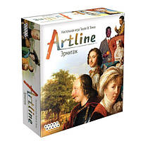 Artline: Эрмитаж. Настольная игра. Hobby World.