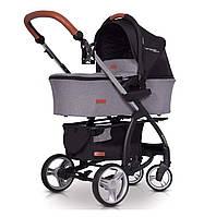 Детская универсальная коляска 2 в 1 EasyGo Virage Ecco 2019 Anthracite