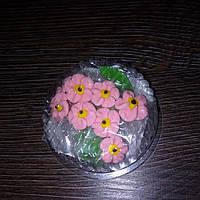 """Пасхальный декор """"Незабудки розовые"""" добрик"""