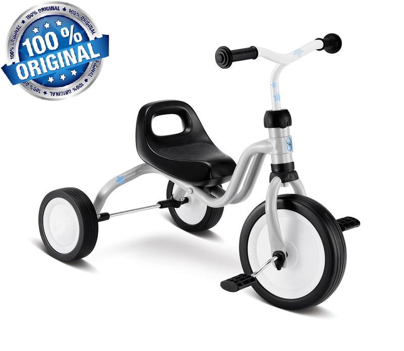 Велосипед детский трехколесный Puky Fitsch (Германия), серебристый (silver)