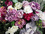Гирлянда в фиолетовой гамме., фото 2