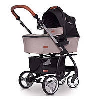 Детская универсальная коляска 2 в 1 EasyGo Virage Ecco 2019 Sand