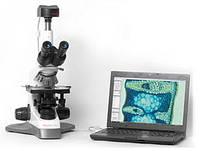 Біологічний бінокулярний мікроскоп MCX100 CROCUS