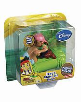 Фигурка Иззи на гидроцикле - Джейк и пираты Нетландии Disney - Fisher Price