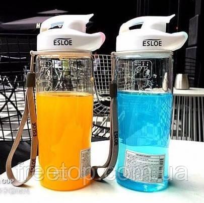 Бесконтактная бутылка для воды ESLOE 500 мл (Эслоу)