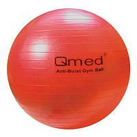 Гімнастичний м'яч ABS GYM BALL, діаметр 55 см, колір червоний
