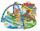 Развивающий игровой коврик для младенца Lionelo Imke, фото 3