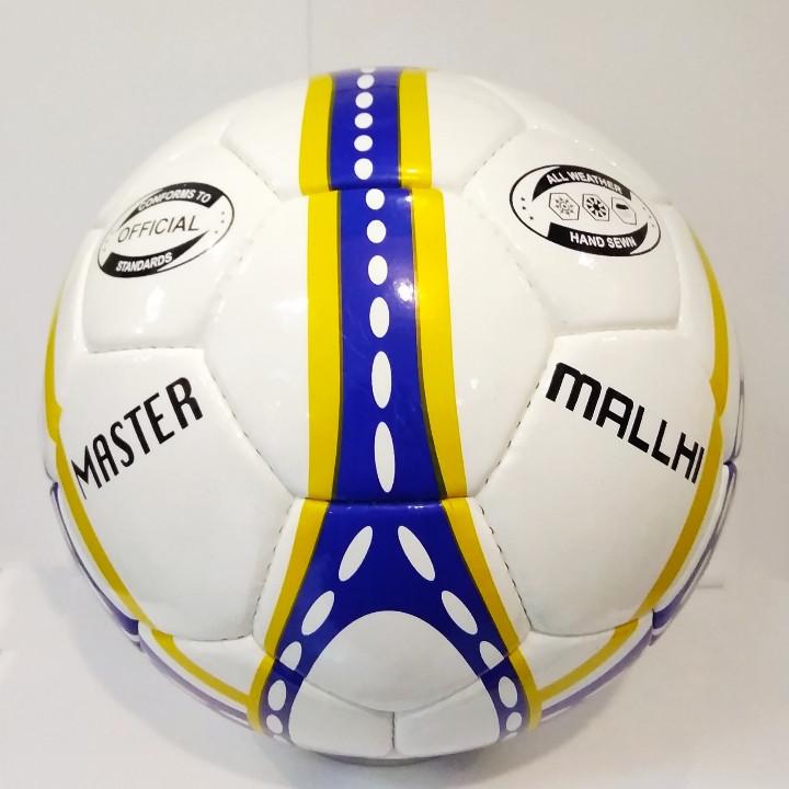 М'яч футбольний номер 5 mallhi master
