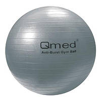 Гімнастичний м'яч ABS GYM BALL, діаметр 85 см, колір срібло