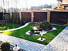 """Садовый бордюр """"Екобордюр"""" Оптимальный (20м) ТИП2 коричневый, фото 5"""
