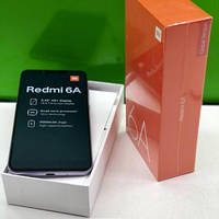 Xiaomi Redmi 6A 2/16 Черный Global