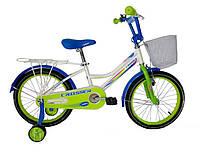 Велосипед 18'' Azimyt CROSSER-4 HAPPY