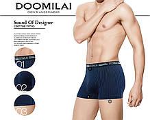 Мужские боксеры стрейчевые из бамбука  Марка  «DOOMILAI» Арт.D-01175, фото 3