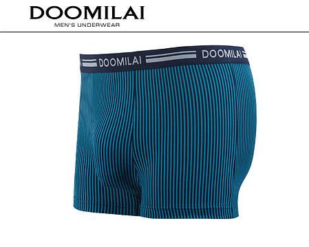 Мужские боксеры стрейчевые из бамбука  Марка  «DOOMILAI» Арт.D-01175, фото 2