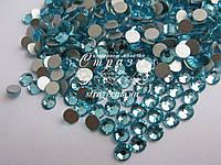 Стразы ss20 Aquamarine, 100шт, (4,6-4,8мм), фото 1