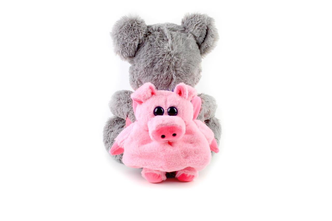 М'яка іграшка Рюкзак Свин