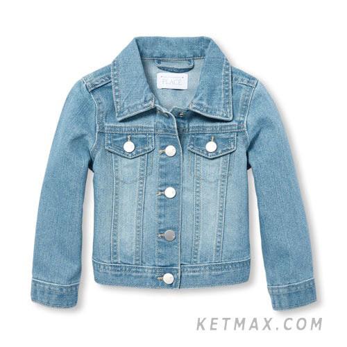 Джинсовая куртка The Children's Place для девочки
