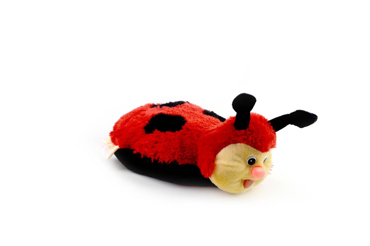 М'яка іграшка Божа Корівка Подушка