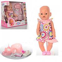 Детская интерактивная кукла Беби Бон (8009-438) Warm Baby