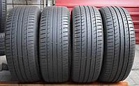 Шины б/у 225/60 R16 Michelin Primacy HP, ЛЕТО, 4-5 мм, комплект