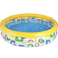 Детский надувной бассейн 114х25 Intex (59419)