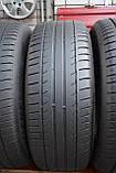 Шины б/у 225/60 R16 Michelin Primacy HP, ЛЕТО, 4-5 мм, комплект, фото 4