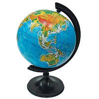 Шкільний настільний фізичний глобус Землі