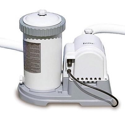 Фильтрационная установка картриджная Intex производительностью 3758 л/ч