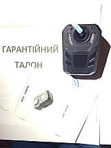 Нагрудний відеореєстратор P-21R 64Gb 4100 mAh, фото 3