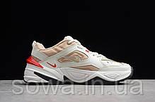"""✔️ Кроссовки Nike M2K Tekno """"White/Peach""""  , фото 2"""