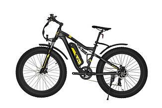 Электровелосипед ОIO FAT BIKE PLUS (All Road Big Bike) 26 дюймов+Квадрокоптер в подарок!