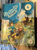 Fly High 4 Pupils Book  Activity Book