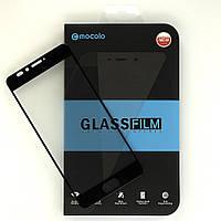 Защитное стекло MOCOLO для Meizu M5S полноэкранное черное