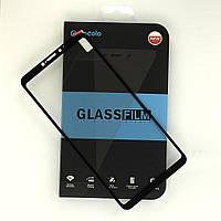 Защитное стекло Mocolo для Xiaomi Mi Max 3 полноэкранное черное