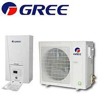 Тепловий насос повітря-вода Gree Versati для опалення і гарячого водопостачання GRS-CQ10PdNa-K