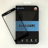 Защитное стекло MOCOLO для Xiaomi Redmi Note 4x / Note 4 Global полноэкранное черное