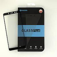 Защитное стекло Mocolo для Xiaomi Redmi Note 5 / Note 5 Pro Global полноэкранное черное