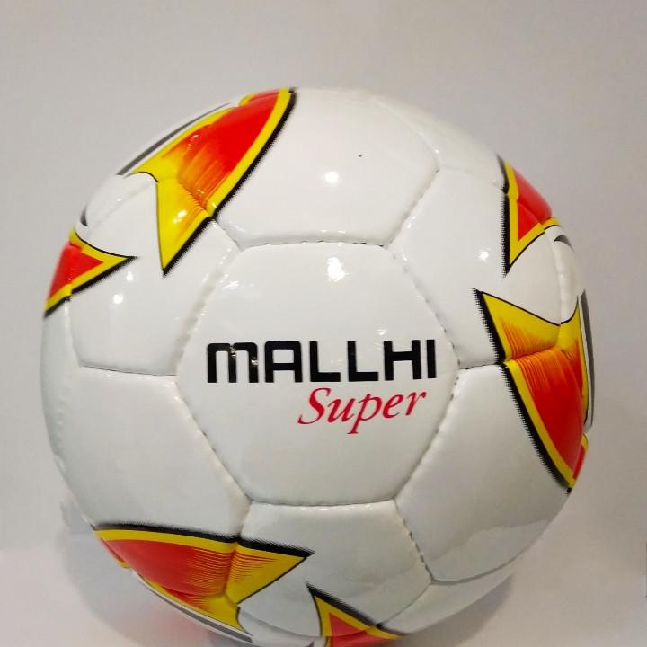 М'яч футбольний mallhi super 5