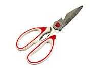 Кухонные ножницы с орехоколом и открывашкой