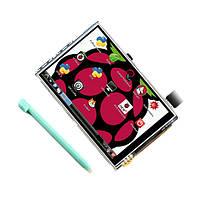 LCD TFT 3.5 дисплей 320x480 тачскрин для Raspberry Pi 2B 3B 3B+