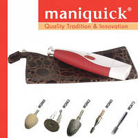 Набор для маникюра и педикюра Maniquick