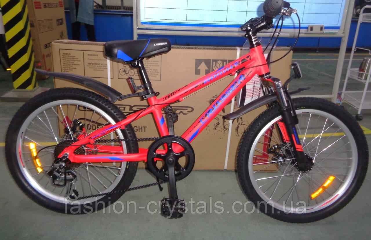 """Горный велосипед Crosser Bright 20 """""""