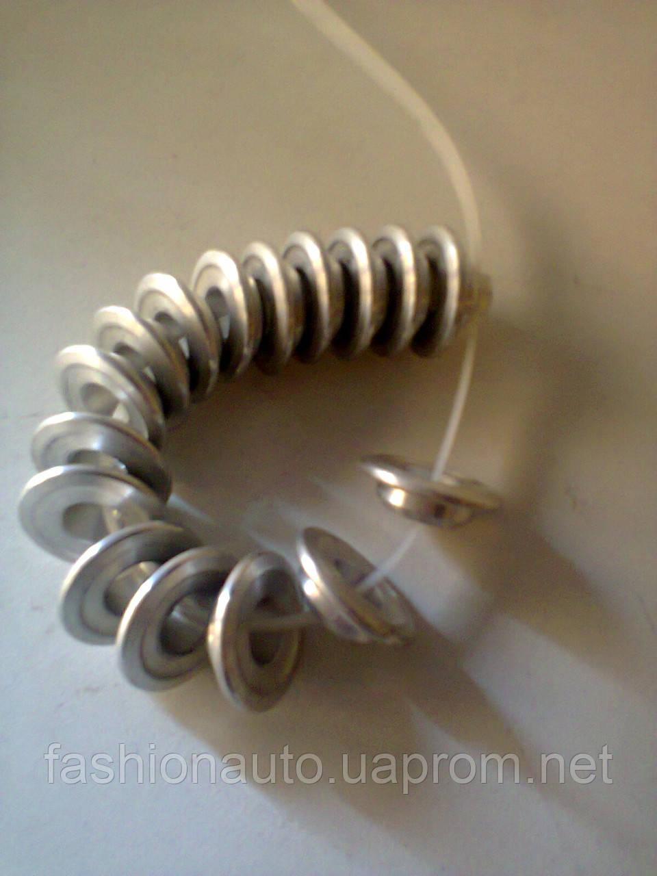 Тарілки клапанів ВАЗ 16V (матеріал Д16Т)