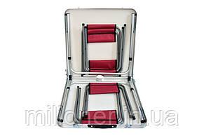 Раскладной стол для пикника со стульями Bonro модель D, фото 3