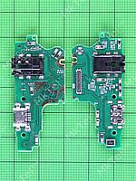 Плата разъема USB Huawei Y9 2018 self-welded