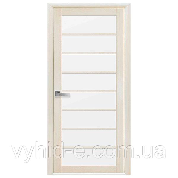 """Двери межкомнатные """"Виола"""" со стеклом (ТМ Новый стиль)"""